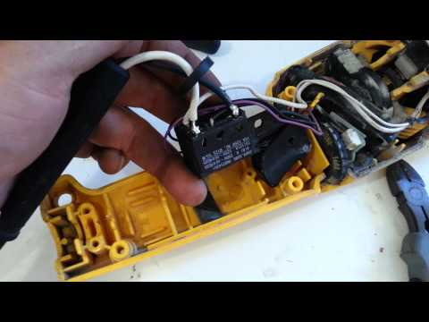 hqdefault?sqp= oaymwEWCKgBEF5IWvKriqkDCQgBFQAAiEIYAQ==&rs=AOn4CLA4584X5gpMvUs2s yBPE5ctWXqHA dewalt frayed power drill cable replacement youtube  at alyssarenee.co