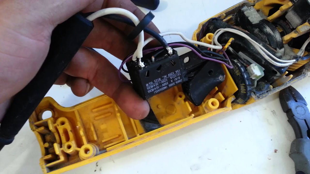 small resolution of dewalt buffer power cord replacement
