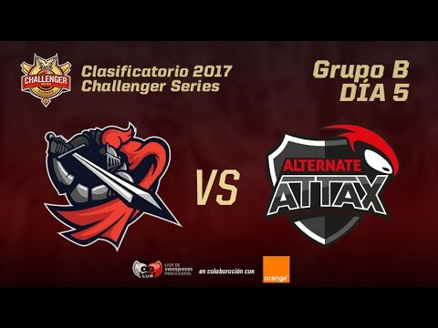 Torneo Acceso Challenger - TEAM LARSSEN VS ALTERNATE ATTAX