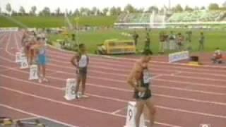 Antonio Reina 800m.Copa del Mundo Madrid 2002