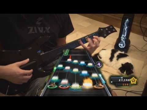 Metalocalypse and Dragon Ball Z Theme Songs 100% Guitar Hero Customs