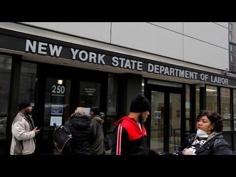 Covid-19: aux Etats-Unis le chômage explose