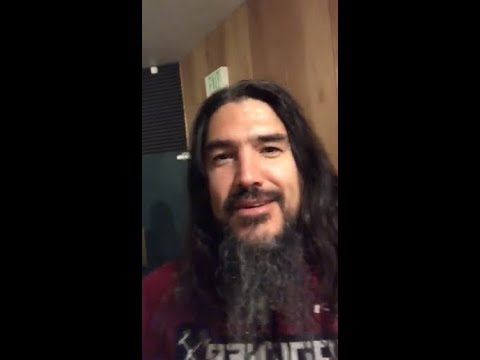 Sworn Enemy in studio Robb Flynn producing - Death Rattle new song Love and War