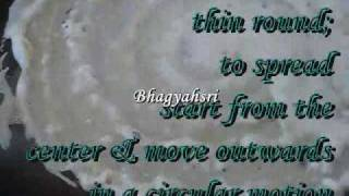 Wheat Dosa With Dal Chutney By Bhagyashri