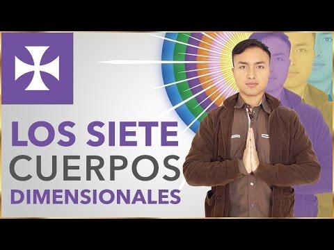 Los Siete Cuerpos Dimensionales  Lección Espiritual No. 3  Yo Soy Espiritual
