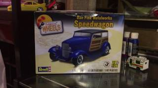 57 Gasser Update and and a trip to Hobby Libby