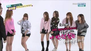 Video [APINKSUBS] 140409 MBCevery1 Weekly Idol E142 APink eng sub Part 1/4 download MP3, 3GP, MP4, WEBM, AVI, FLV Mei 2018