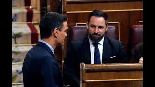 Jesús Á.Rojo: Vox dispara sus expectativas electorales tras el repaso de Abascal a Sánchez