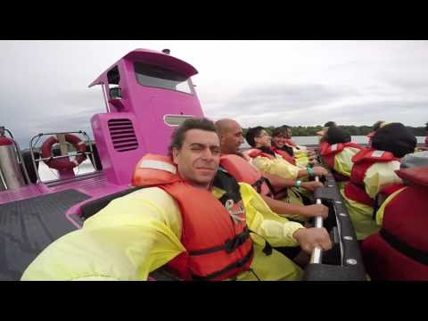 Whirlpool Jet Boat Tours - Niagara on the Lake [Must watch in 1080p HD]