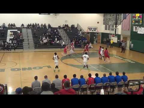 Wall Boys Basketball (50) At Long Branch (38), 1/9/15