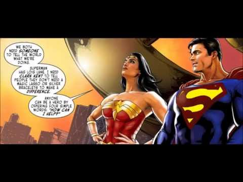 Wonder Woman A Day in The Life  Motion Comic