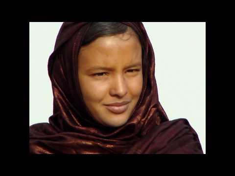 The Tuareg people west africa