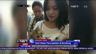 Video Viral Video Pencopetan Handphone di Bandung - NET12 download MP3, 3GP, MP4, WEBM, AVI, FLV Januari 2018