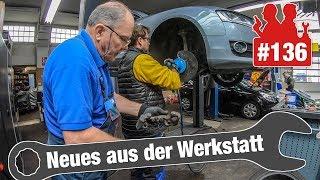 Mehrlenkerachse im Audi A4 kaputt! |Seltsames Bremsscheibenproblem am Audi A5