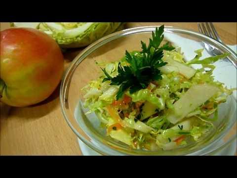 Как приготовить весенний салат. Быстро и просто. Salat Rezepte.из YouTube · Длительность: 2 мин33 с