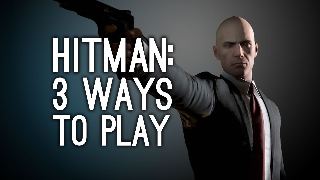 Hitman Gameplay Yacht Level 3 Ways To Murder Kalvin Ritter Youtube