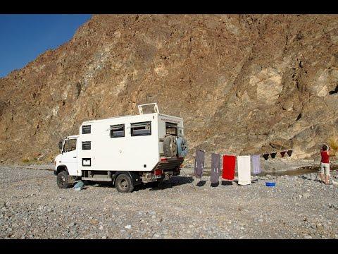 Von Kap zu Kap: 05 Mit dem Wohnmobil in den Vorderen Orient (Teil 2)
