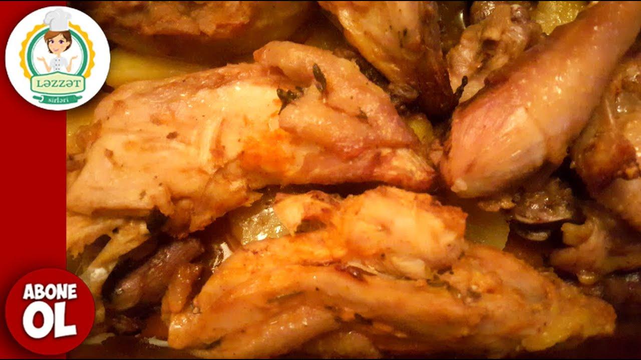 Sobada Kend colpasi ( Firinda tavuk )