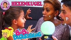 BIBI BLOCKSBERG HEXENKUGEL AKTIONSSPIEL | Verhexte Oberhexe Miley  | CuteBabyMiley