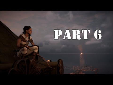 ASSASSIN'S CREED ORIGINS Walkthrough Gameplay PART 6 - The Snake (PS4 Pro)