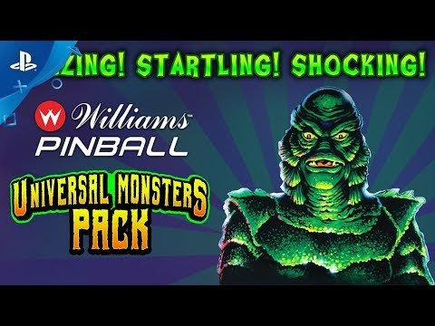 Williams Pinball -