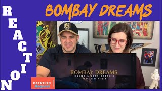 KSHMR & Lost Stories - Bombay Dreams (featuring Kavita Seth) | American Reaction