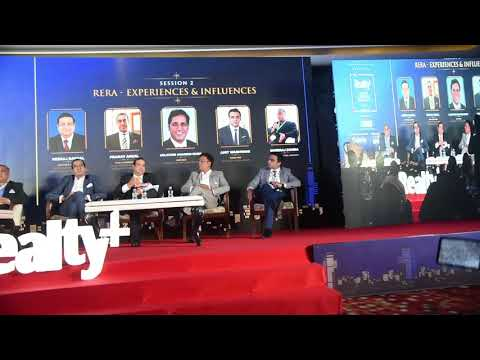 Amit Wadhwani's Discussion On Tackling Sluggish Market With Aggressive Marketing, Realty+ Conclave