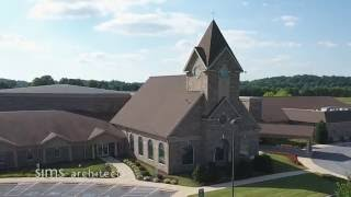 Sims Architecture - Calvary Church, Lancaster, PA