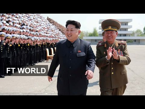 The secrets of North Korea's Office 39 | FT World