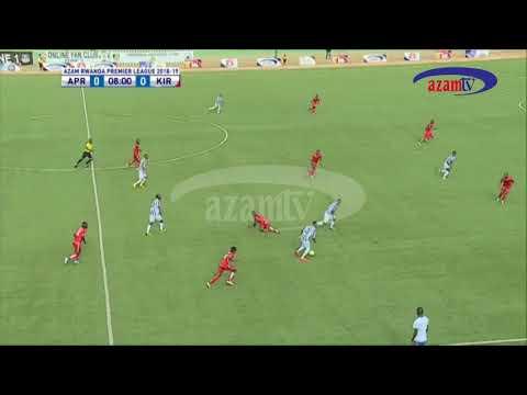 FT: APR FC 2-0 Kirehe FC (season of 2018-2019)