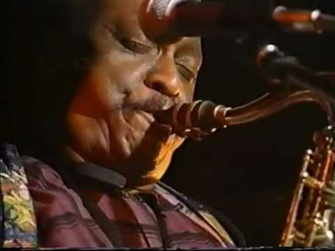 George Adams Quartet / Blues For Monet (1991)