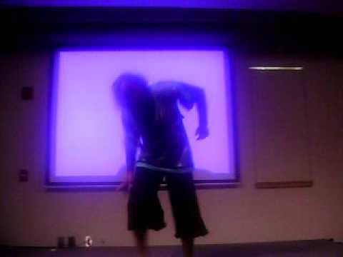 "LaQueta Nichols Dancing To ""Run Til I Finish"" By Smokie Norful"