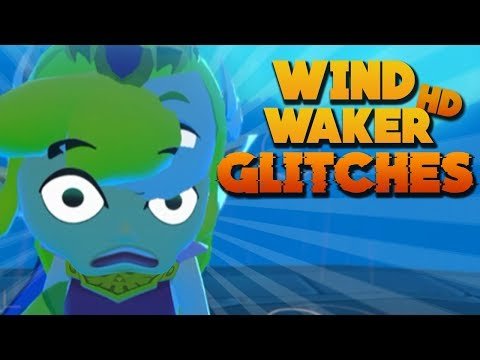 The Legend of Zelda: The Wind Waker HD Glitches 2 - Glitch Please | DarkZone