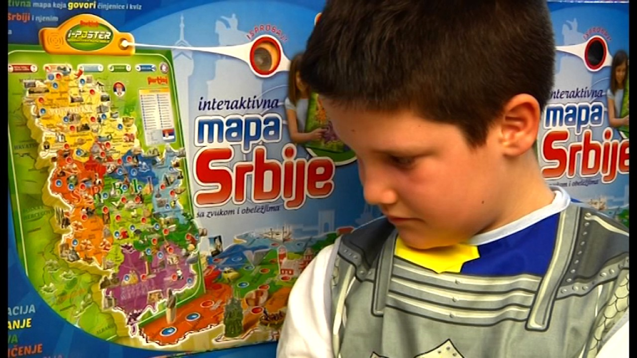 Pertini Toys Mapa Srbije Youtube