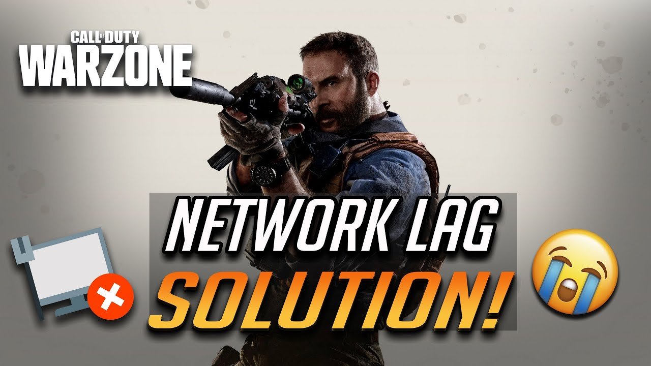 Fix Call Of Duty Warzone Network Lag And Stutter 4 Solutions Youtube