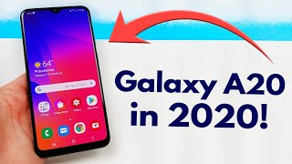 Samsung Galaxy A20 in 2020 - (Still Worth Buying?)
