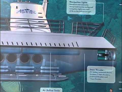 Dennis Hurd President/CEO/Founder of Atlantis Submarines