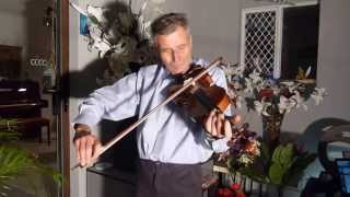 Happy Birthday Song On The Violin