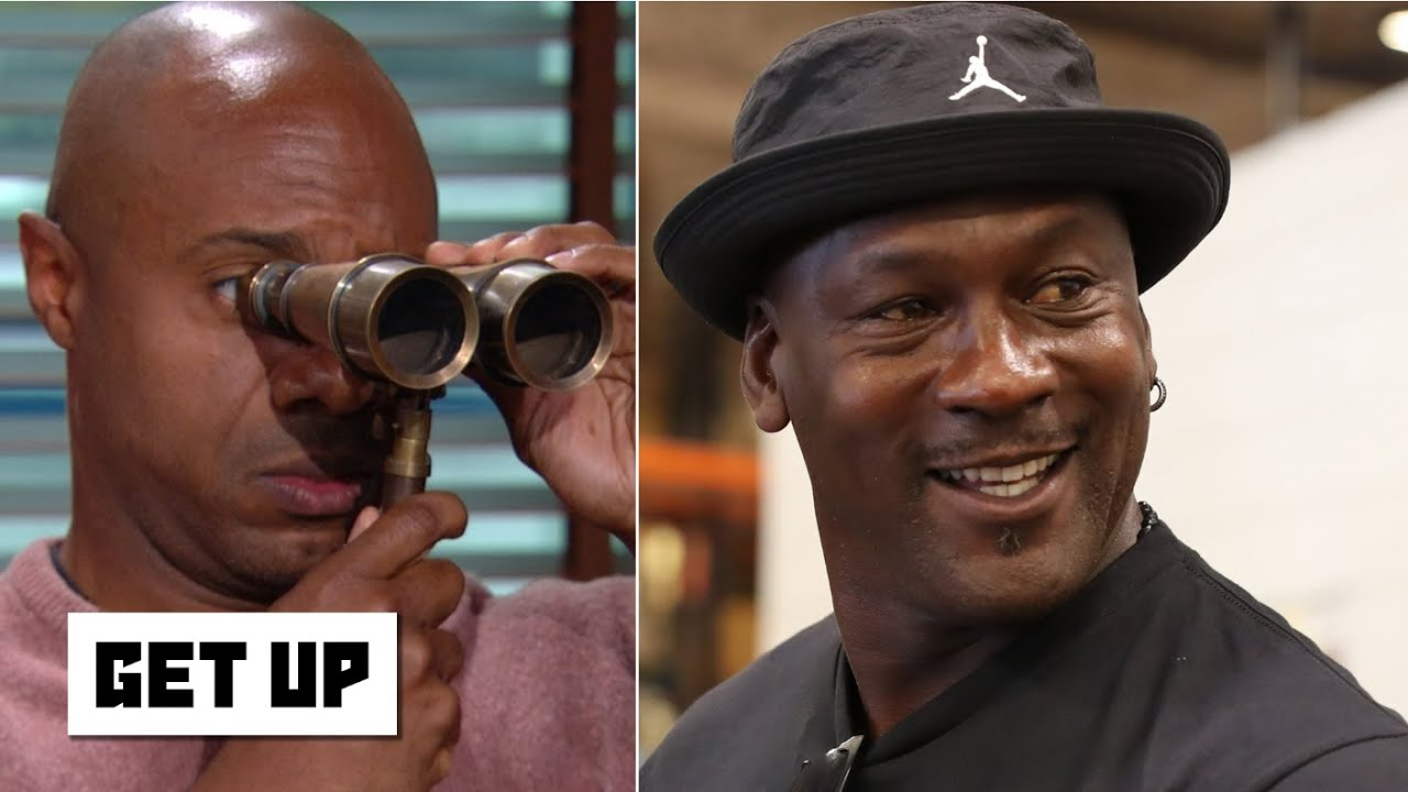 Michael Jordan says Steph Curry isn't a Hall of Famer, and Jay Williams goes off   Get Up