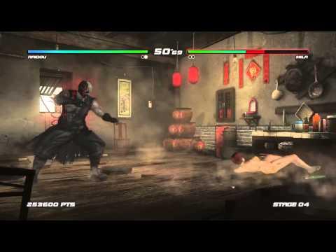 Don Markus MAS: Dead or Alive 5 Raidou (PS4)