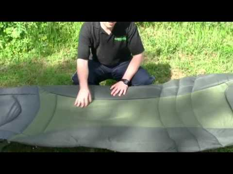 JRC Super Cocoon 3 Leg 4 Fold Bedchair | Carp Fishing Tackle Review