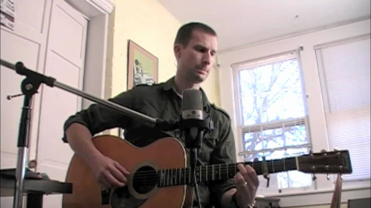 Chris Tomlin I Will Rise Acoustic Cover By Matt Thien Youtube