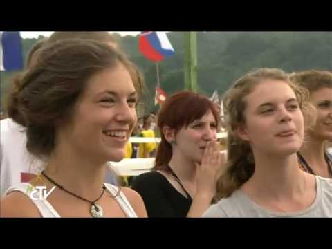 "World Youth Day opens 2016 - ""Jesus Christ, you are my life"""