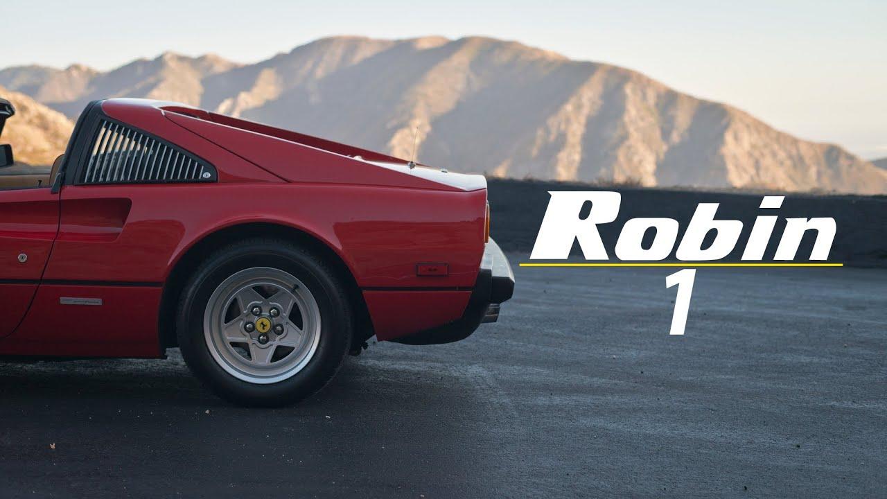 1981 Ferrari 308 GTSI  ROBIN 1  YouTube