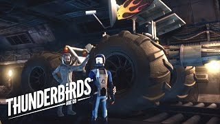 cpt taylor shows off his sweet ride   thunderbirds are go clip