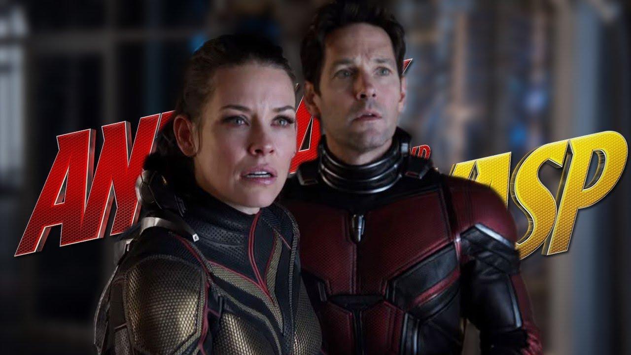 Reaction   Трейлер #2 «Человек-Муравей и Оса/Ant-Man and ...