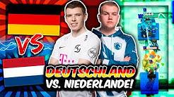 DEUTSCHLAND vs. NIEDERLANDE im LETZTEN WM-GRUPPENSPIEL! | Wer gewinnt? | Clash Royale Deutsch
