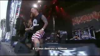 Exodus - Iconoclasm - Live At Wacken 2008 Legendado