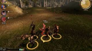 Dragon Age Origins Gameplay PC [HD]