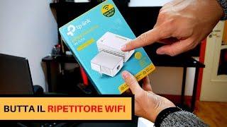 """Migliore Powerline con WIFI - """"Come funziona TP-Link TL-WPA4220 AV600"""""""